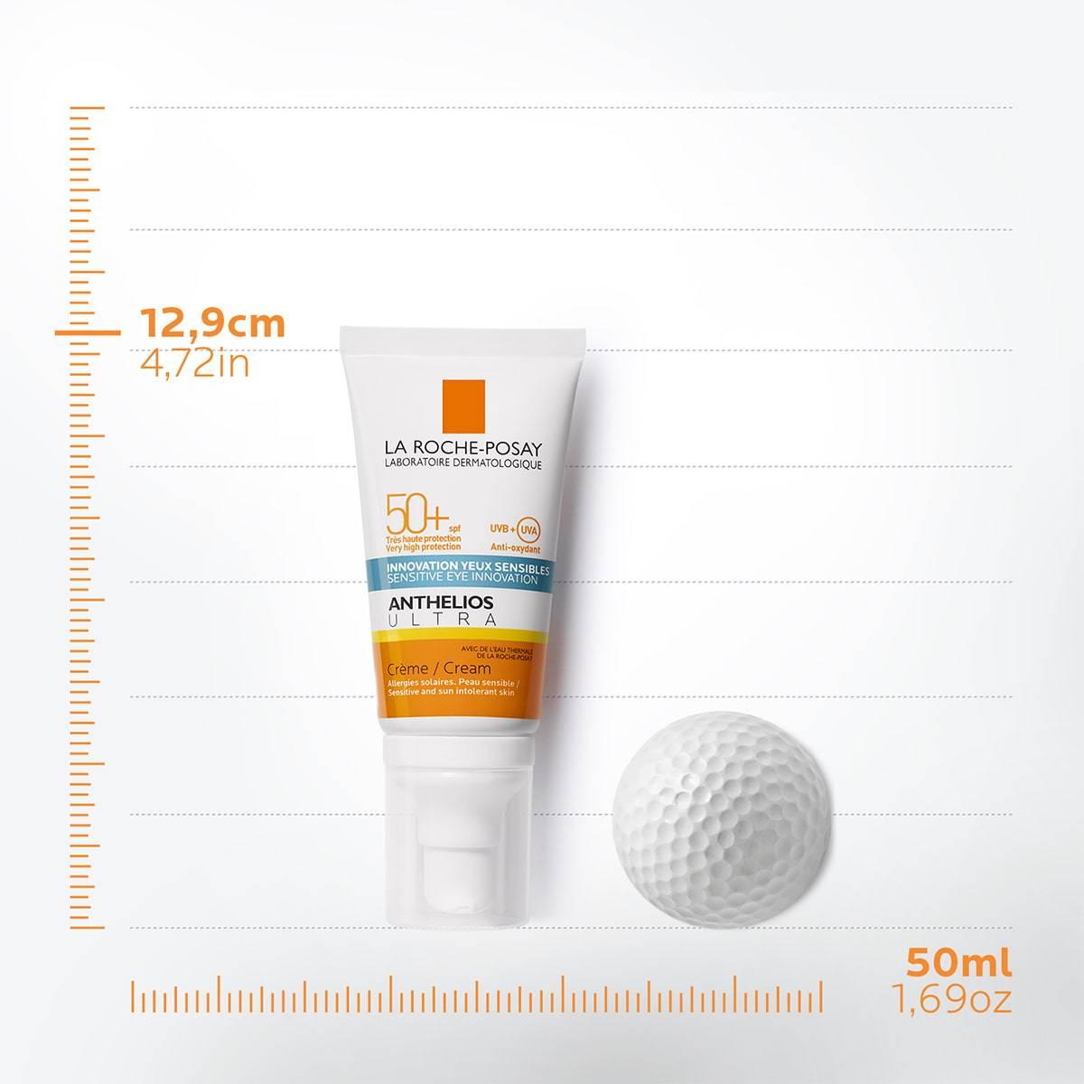La Roche Posay ProductPage Sun Anthelios Ultra Face Cream Spf50 50ml 3