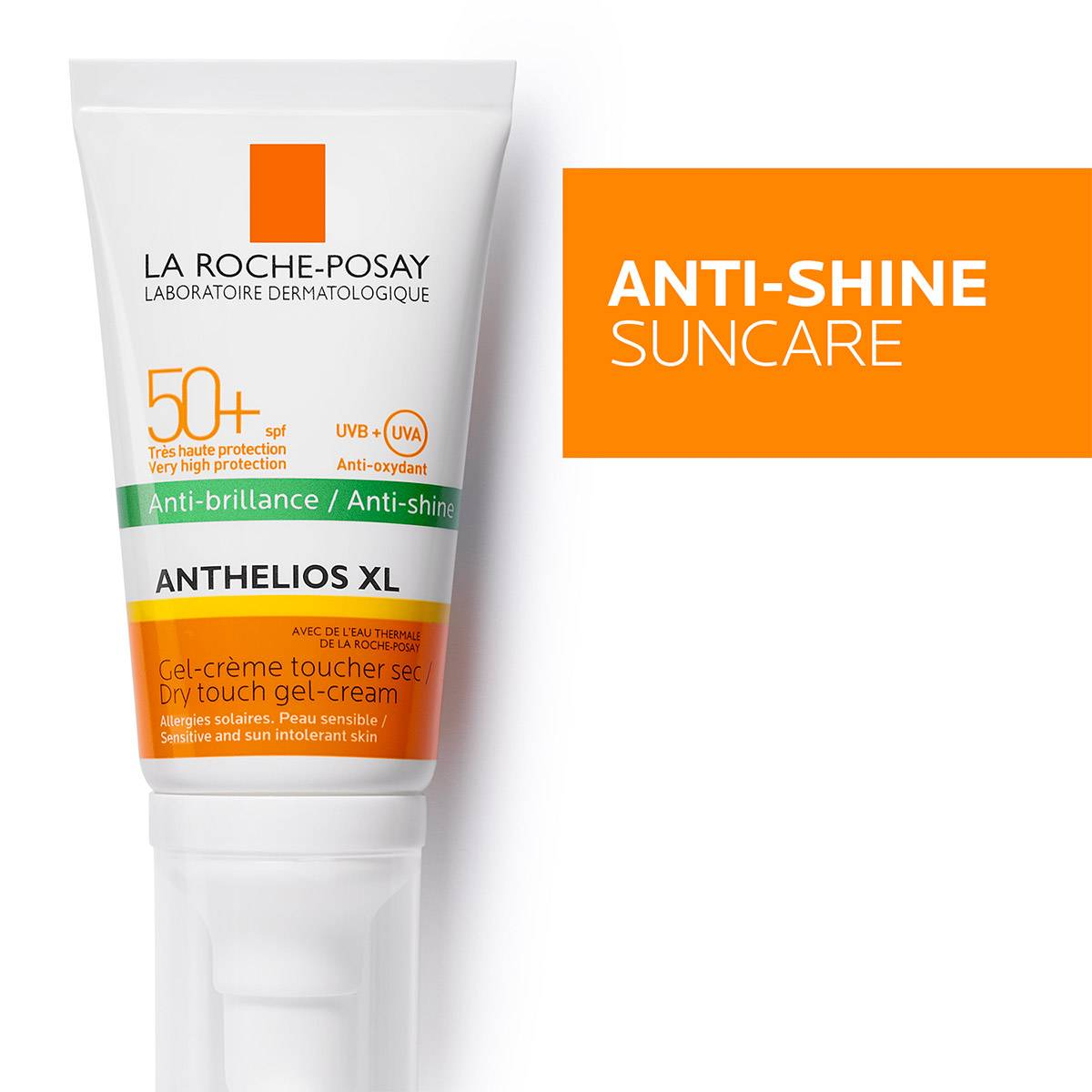 La Roche Posay ProductPage Sun Anthelios XL Dry Touch Gel Spf50 50ml 3