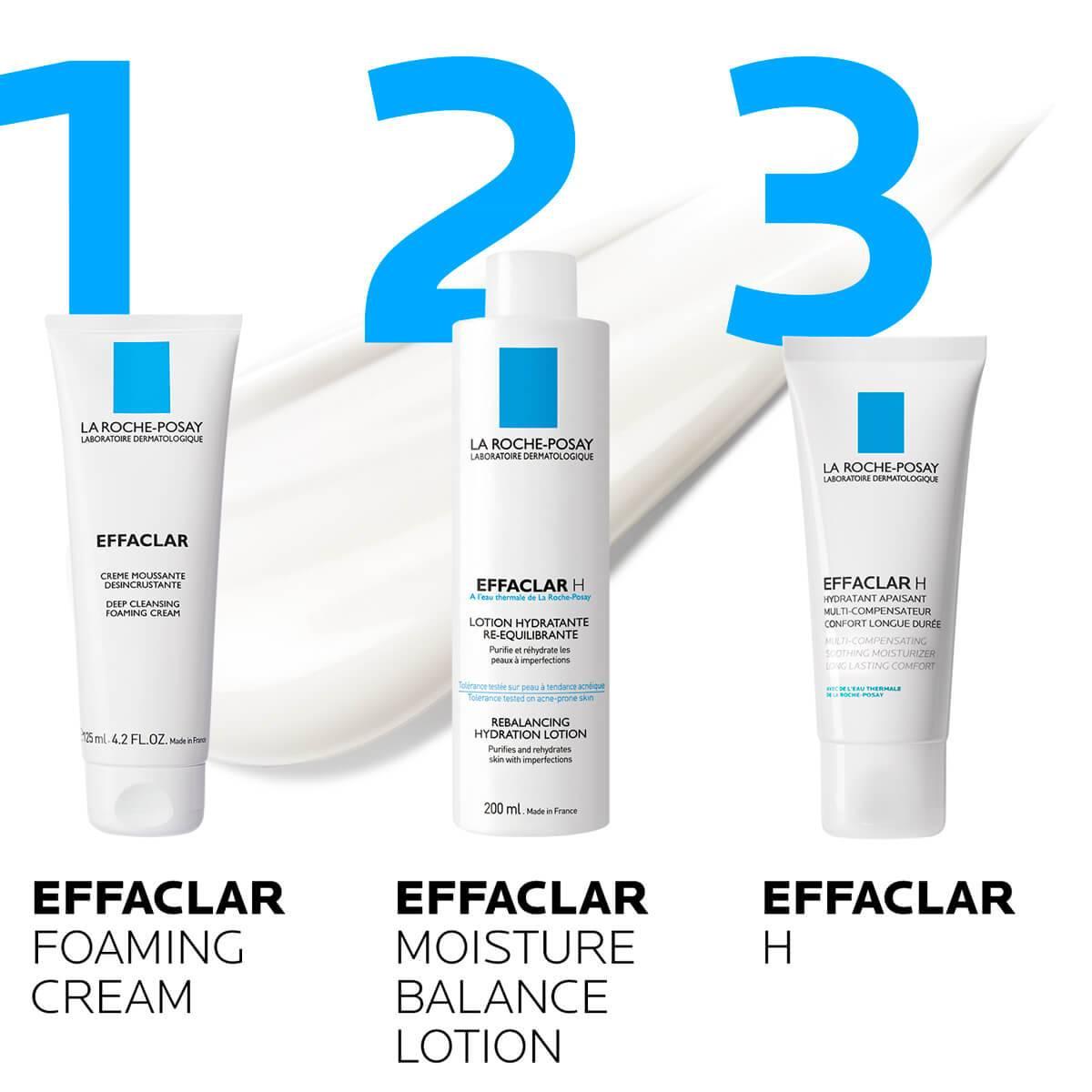 LaRochePosay-Product-Acne-Effaclar-HSoothingMoisturizer-40ml-3337872410208-Routine