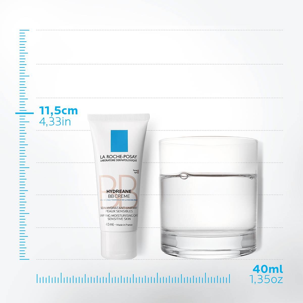 La Roche Posay ProductPage Hydreane BB Cream Light 40ml 3337872413650