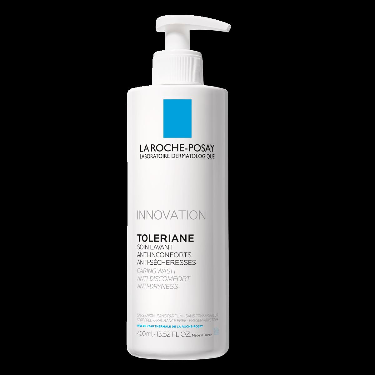 La Roche Posay ProductPage Sensitive Allergic Toleriane Caring Wash 40